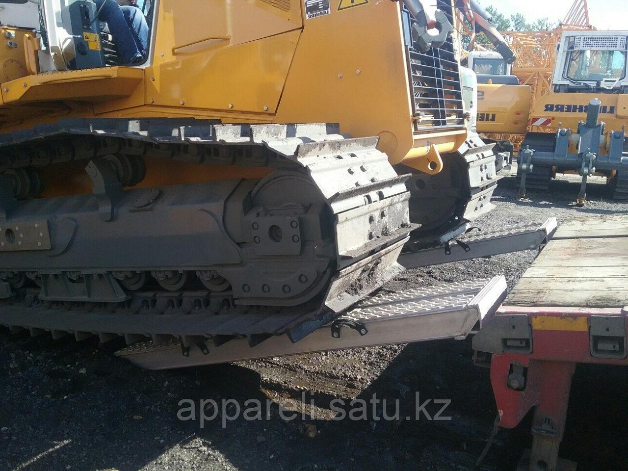 Алюминиевые аппарели до 23 тонн длина 2900 мм