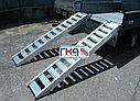 Алюминиевые аппарели до 5 тонн, 2800 мм длина., фото 7