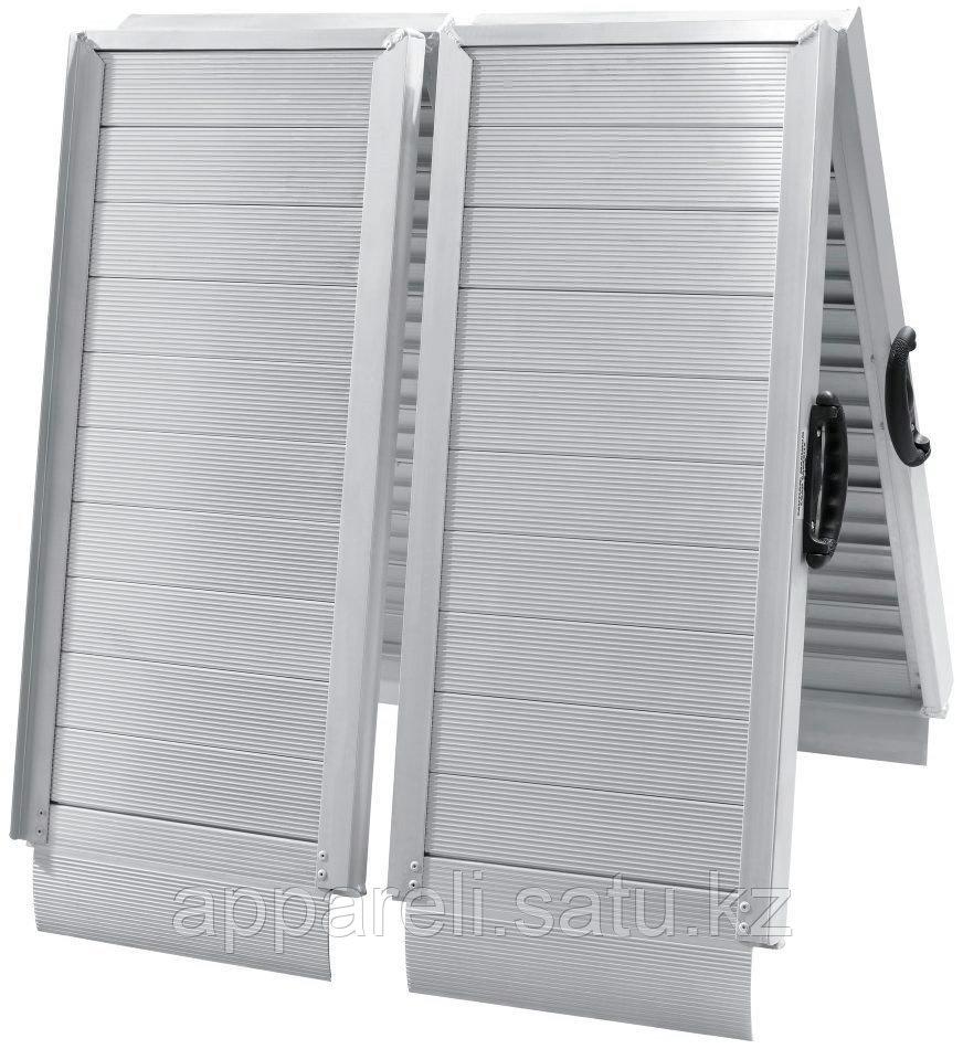 Алюминиевые аппарели 272 кг, длина 1828 мм.