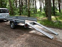 Алюминиевые аппарели 225 кг, длина 1930 мм. , фото 4