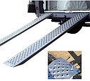 Алюминиевые аппарели 225 кг, длина 1930 мм. , фото 7