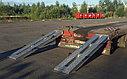 Алюминиевые аппарели до 45 тонн длина 2400 мм., фото 2