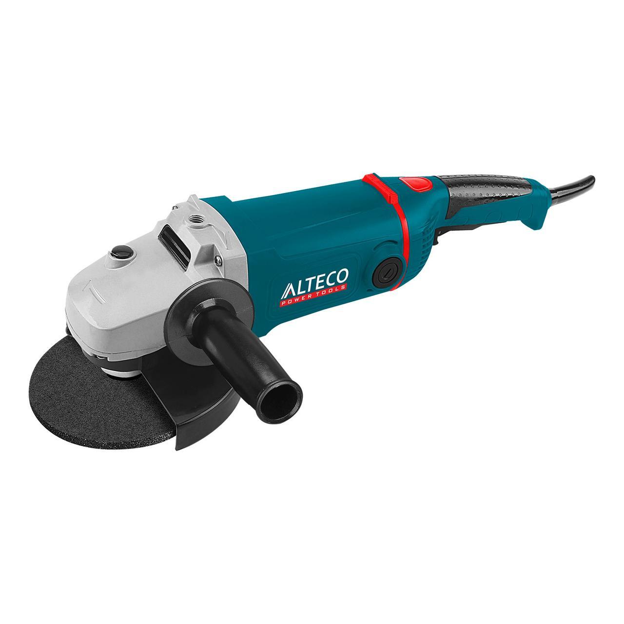 Угловая шлифмашина AG 2600-230 S ALTECO