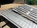 Алюминиевые аппарели до 12 тонн, 3500 мм длина., фото 2