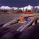 Алюминиевые аппарели до 40 тонн длина 2400 мм., фото 5