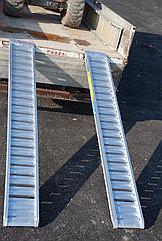 Алюминиевые аппарели до 5 тонн, 3350 мм длина.
