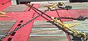 Крепёжная цепь с крюками, длина 5 метров, фото 5