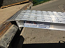Аппарели для полуприцепов, алюминиевые грузоподъемность от 5 до 90 тонн, длина от 1900 мм до 4500 мм., фото 7