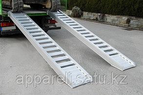 Алюминиевые аппарели до 5 тонн, 3500 мм длина.