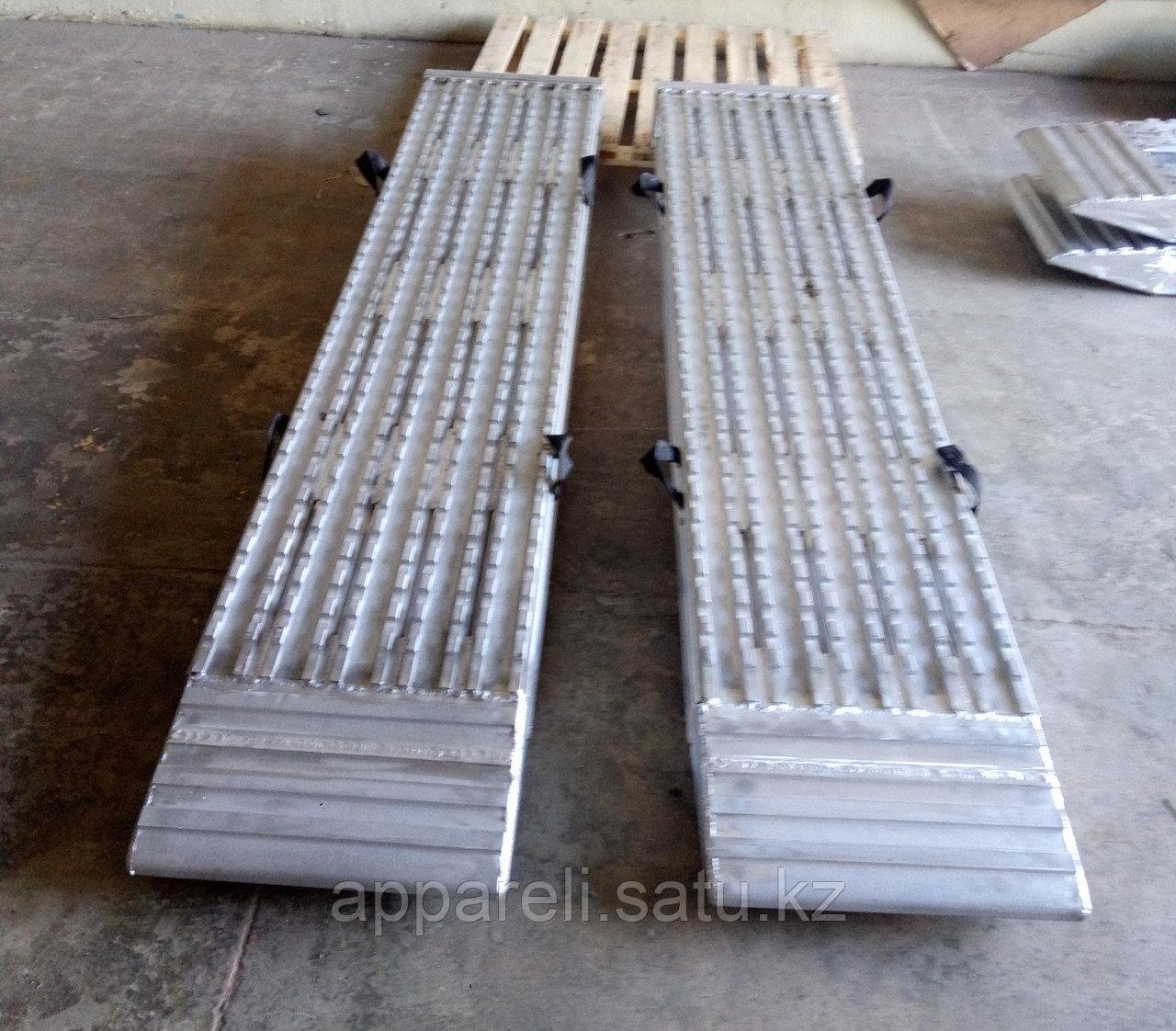 Алюминиевые аппарели 55 тонн.