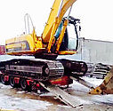 Алюминиевые аппарели 55 тонн., фото 3