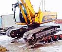 Алюминиевые аппарели 55 тонн., фото 4