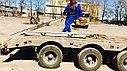 Алюминиевые аппарели до 52 тонн длина 2900 мм., фото 4