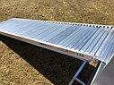 Аппарели GKA 30.35.60 алюминиевые для трала, фото 4