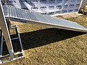 Алюминиевые одинарные пандусы GKA 30.40.60, фото 4