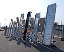 Алюминиевые одинарные пандусы GKA 30.40.60, фото 5