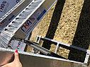 Алюминиевые трапы 2040 кг, 3,5 метра, 300 мм, фото 3