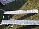 Погрузочные рампы 1150 кг, 3 м производство, фото 4