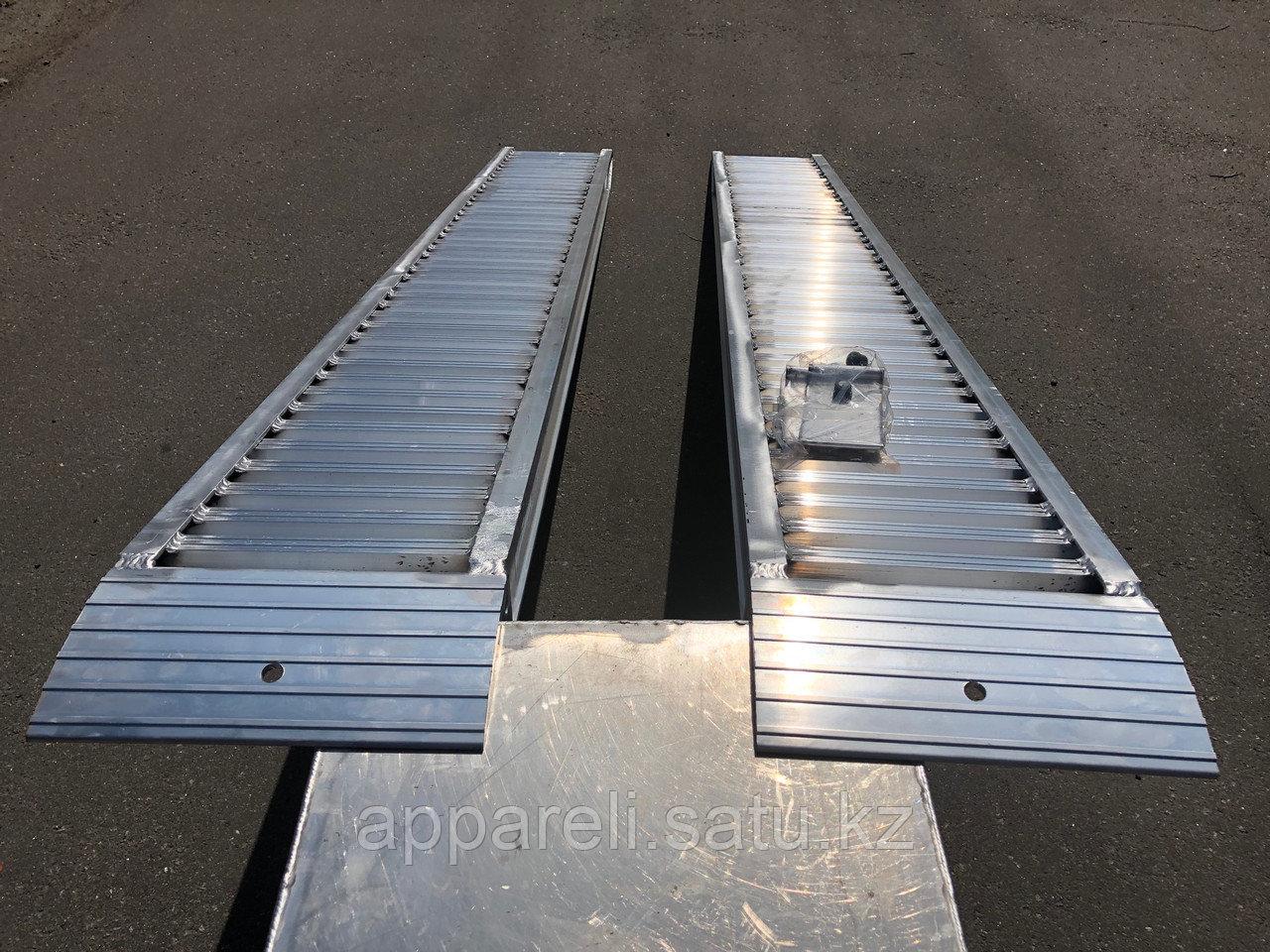 Алюминиевые аппарели 2920 кг от производителя