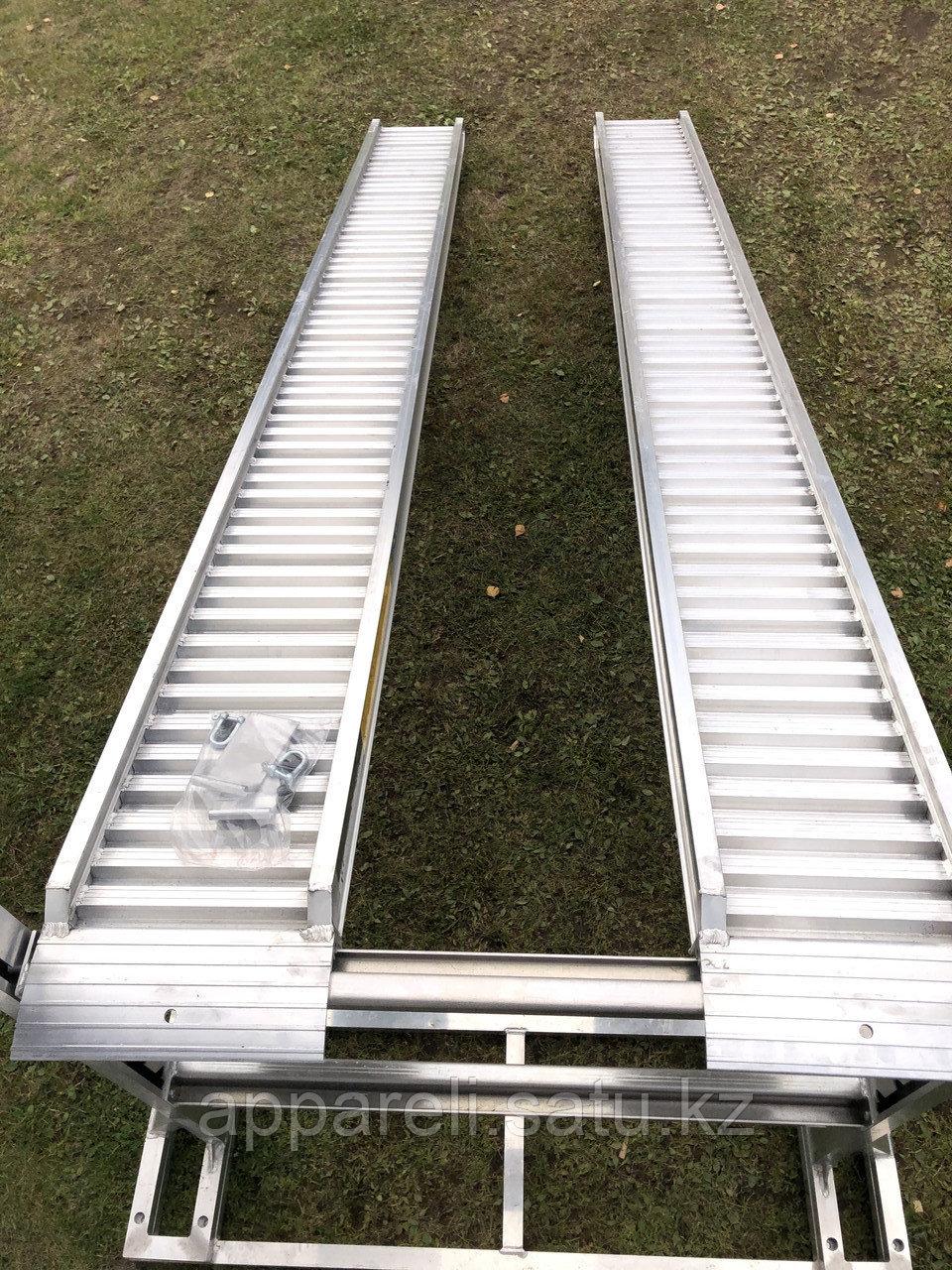 Погрузочные рампы 2650 кг, 4000 мм производство