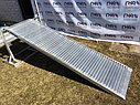 Алюминиевые одиночные пандусы от производителя, фото 2