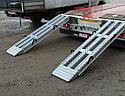 Алюминиевые аппарели до 40 тонн длина 2900 мм., фото 2