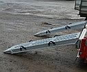 Алюминиевые аппарели до 40 тонн длина 2900 мм., фото 3