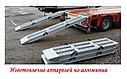 Алюминиевые аппарели до 40 тонн длина 2900 мм., фото 7
