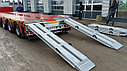 Алюминиевые аппарели до 40 тонн длина 2900 мм., фото 8