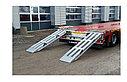 Алюминиевые аппарели до 50 тонн длина 2400 мм., фото 2