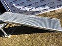 Производство алюминиевых одинарных пандусов, фото 5