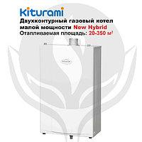 Газовый настенный котел Kiturami New Hybrid 18R