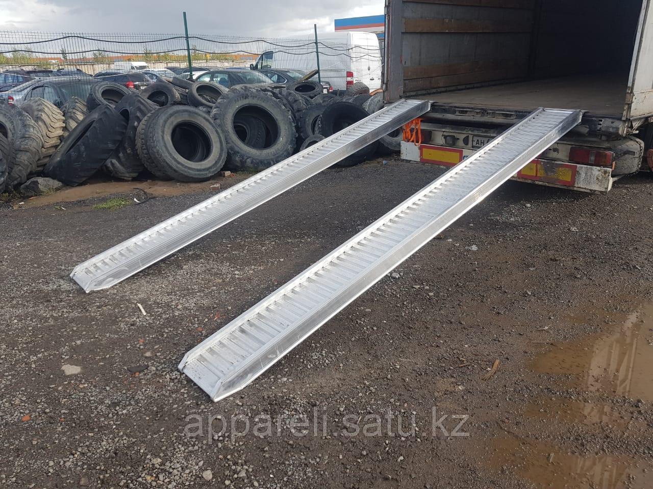 Погрузочные рампы от производителя 1,9 т, 4,5 м