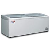 Ларь морозильный ELETTO 550 C (с гнутым стеклом), фото 2