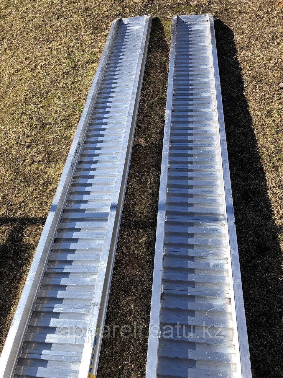 Алюминиевые аппарели 2040 кг от производителя