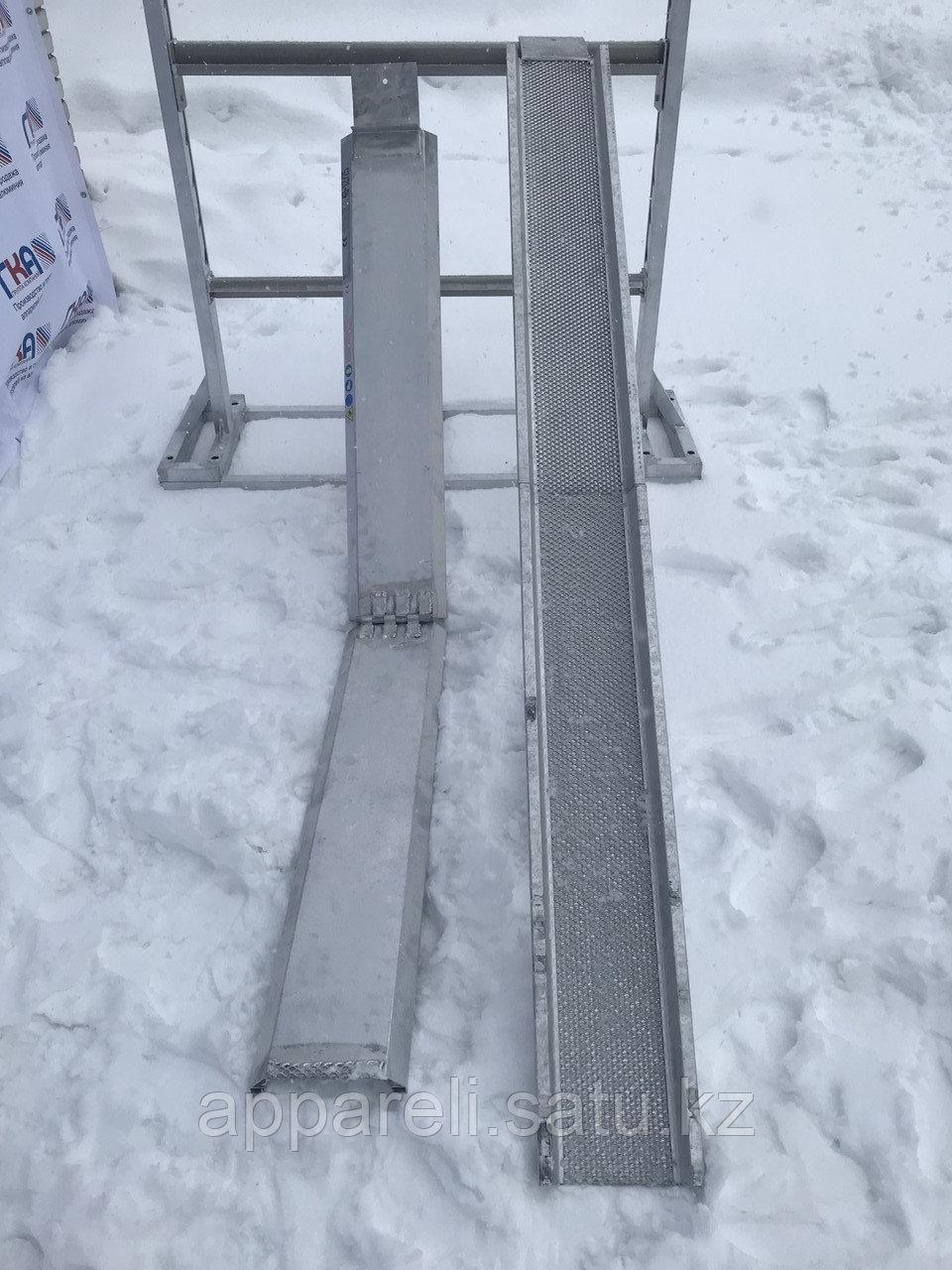 Алюминиевые трапы 400 кг от производителя