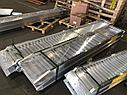 Погрузочные рампы 3,3 тоны, 2,5 м производство, фото 3