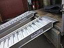 Алюминиевые трапы 4,1 т производство, фото 2