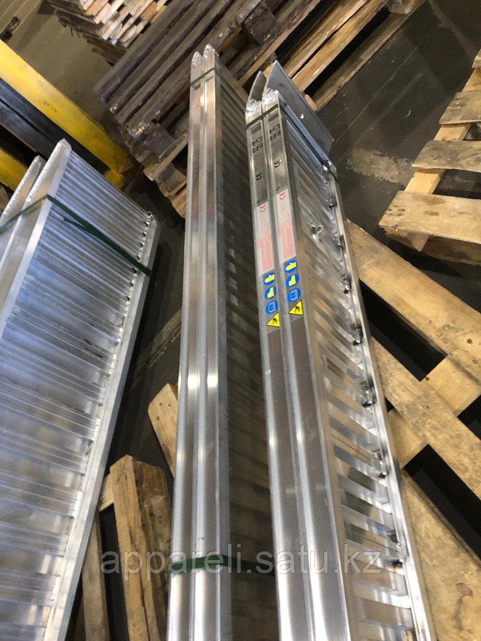 Алюминиевые трапы 1,4 тонны от производителя