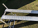 Погрузочные рампы от производителя 1,2 тонны, 3 метра, фото 3