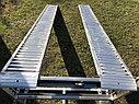 Погрузочные рампы от производителя 1,2 тонны, 3 метра, фото 5