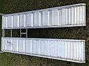 Погрузочные рампы от производителя 7,2 тонны, 3 метра, фото 2