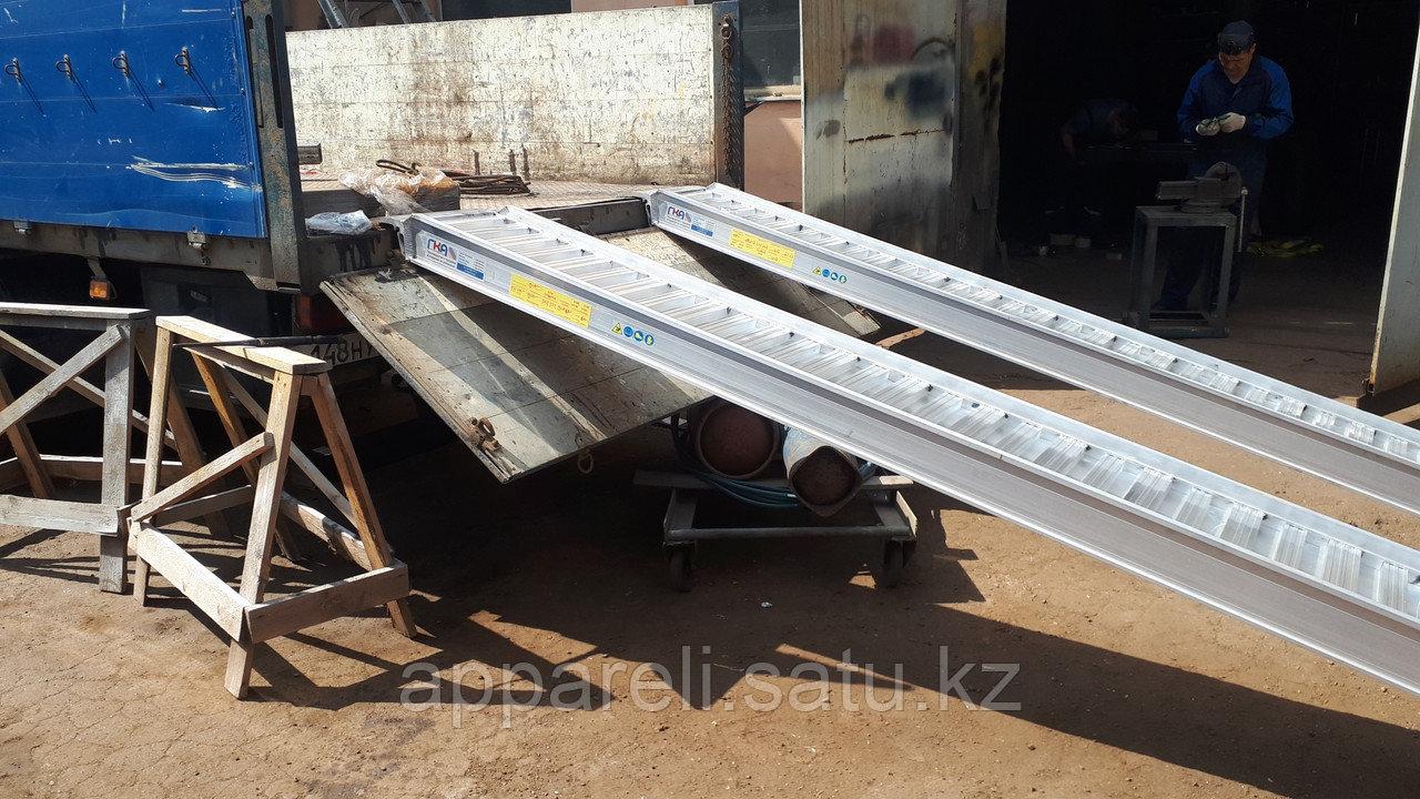 Погрузочные рампы от производителя 6 тонн, 3,5 метра