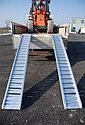 Производство рамп сходней алюминиевых аппарелей 6450 кг, фото 3