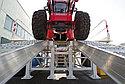 Производство рамп сходней алюминиевых аппарелей 6450 кг, фото 4