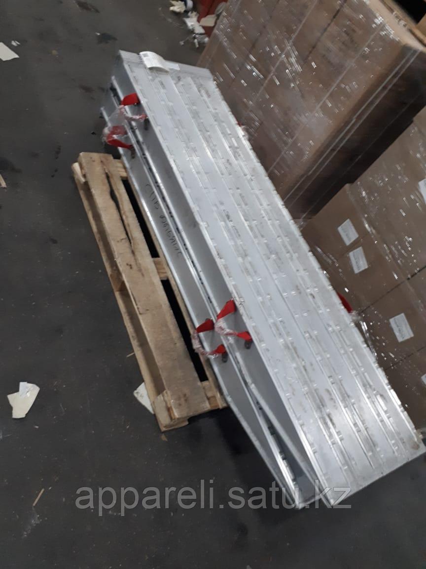 Изготовление алюминиевых рамп 42-55 тонн