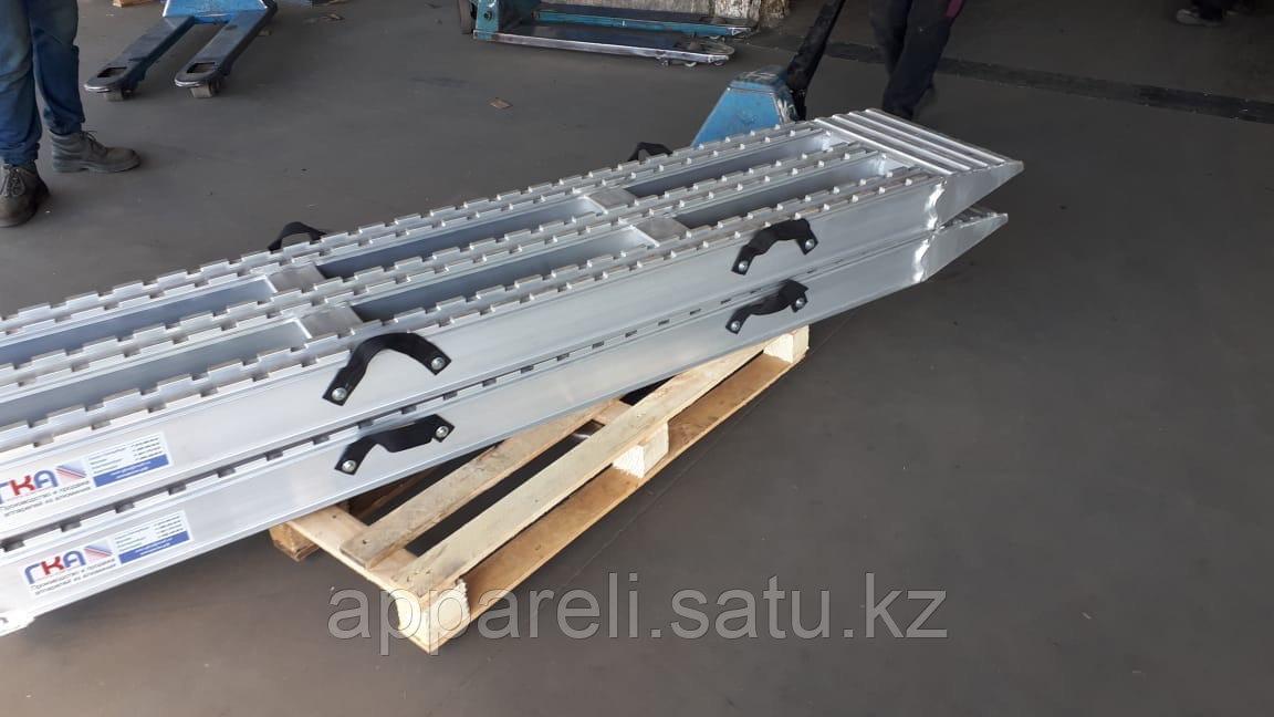 Погрузочные рампы из алюминия (аппарели / трапы) 32000 кг