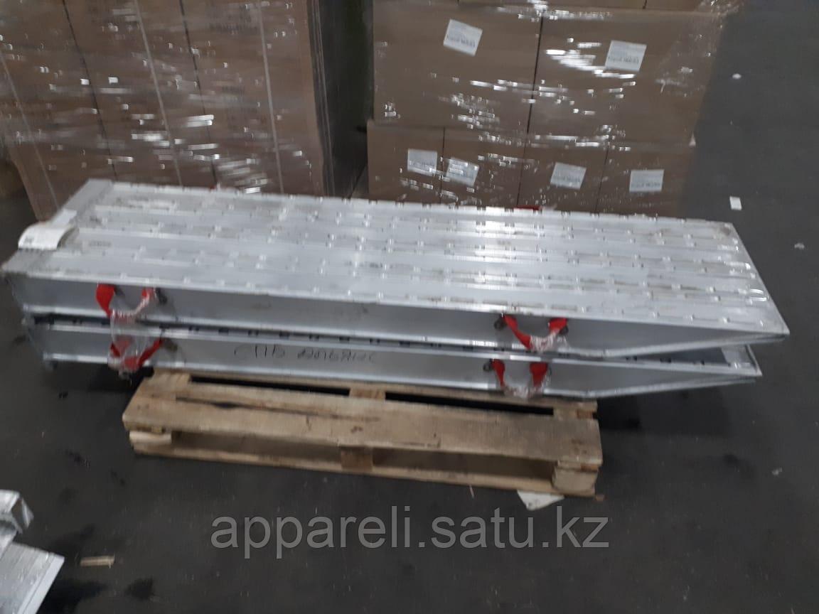 Погрузочные рампы из алюминия (аппарели / трапы) 42-55 тонн