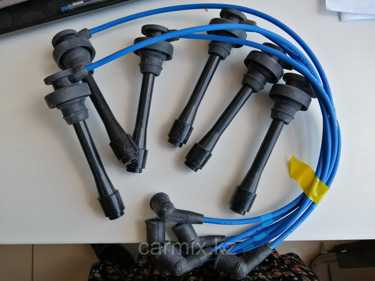 Комплект свечных проводов (бронепровода) MITSUBISHI MONTERO SPORT K96W, PAJERO SPORT
