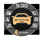 AGAMA Car Launcher